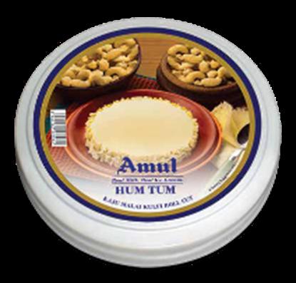 Picture of Ice Cream Kaju Malai(Roll Cut) 80 ml.(Amul)