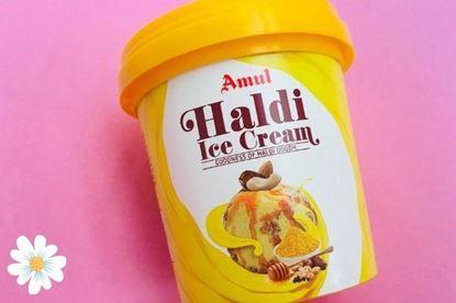 Picture of Ice Cream (Haldi)125 ml.(Amul)
