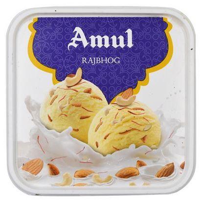 Picture of Ice Cream Rajbhog 1L.(Amul)