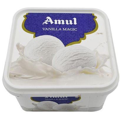 Picture of Ice Cream Vanilla Magic 1L.(Amul)