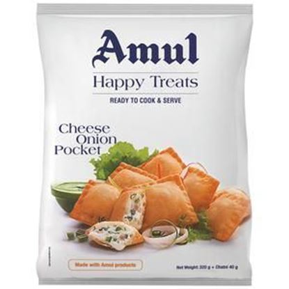Picture of Cheese Onion 360gm.(Amul)