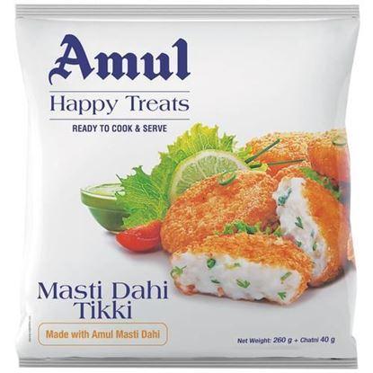 Picture of Dahi [Tikki Masti -300gm. (Amul)]