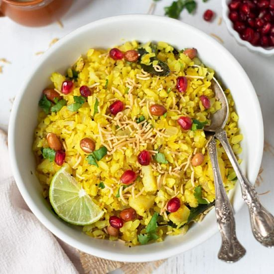Picture of Poha (Special).
