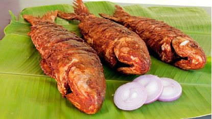 Picture of Fish Fry.
