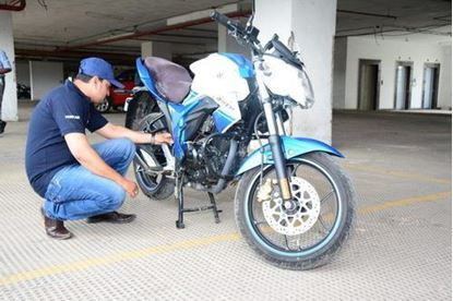 Picture of Bike- Inspections Charge (On site)