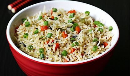 Picture of Rice(Dry in Special Fried-1plate.)
